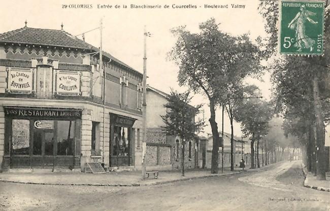 Restaurant Rue Paul Bert Colombes